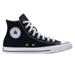 Кеды Converse Chuck Taylor All Star Black (M9160-W) - оригинал в Украине