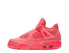 Кроссовки Air Jordan 4 Retro NRG Hot Punch Pink (AQ9128-600), 38.5
