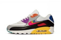 Кроссовки Nike Air Max 90 Betrue White Multicolor (CJ5482-100), 46, Nike Air Max