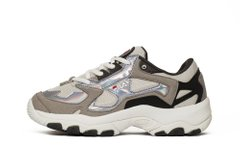 Кроссовки Fila Wmn Select Low Gray (1010662-3JW), 41