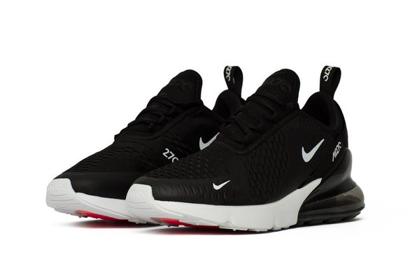 Кроссовки Nike Air Max 270 Black White (AH8050-002) - оригинал в Украине