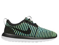 Кроссовки Nike Wmns Roshe Two Flyknit Photo Blue (844929-003), 38, Nike Roshe