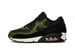 Кроссовки Nike Air Max 90 QS Black Green (CD0916-001), 45.5, Nike Air Max