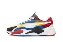 Кроссовки Puma RS-X3 Puzzle White Yellow Blue (37157004) - оригинал в Украине
