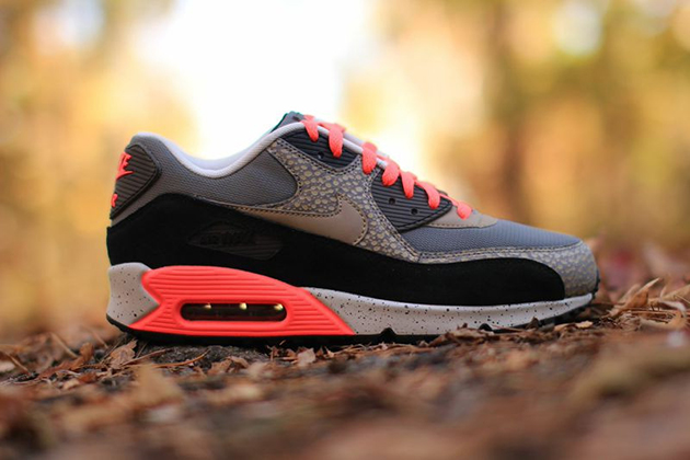 Кроссовки Nike Air Max 90 [Infrared Safari]
