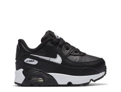 Кросівки Nike Air Max 90 Leather (TD) Black (CD6868-010), 27, Nike Air Max