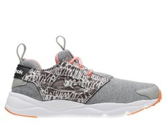 Кроссовки Reebok Furylite Graphic Gray Black White (BD2419) - оригинал в Украине