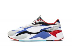 Кроссовки Puma RS-X3 Puzzle White Blue Gray (37157005) - оригинал в Украине