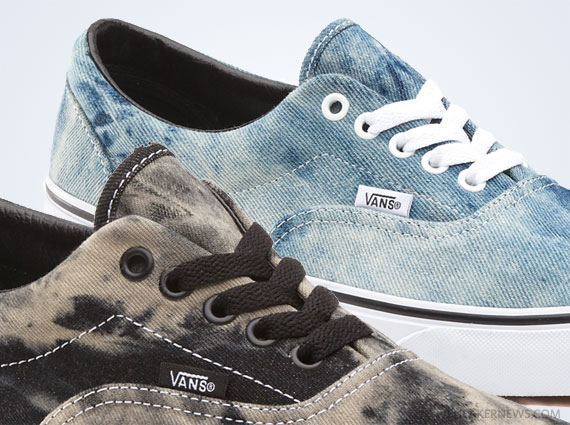 Кеды Vans Era [Acid Denim]