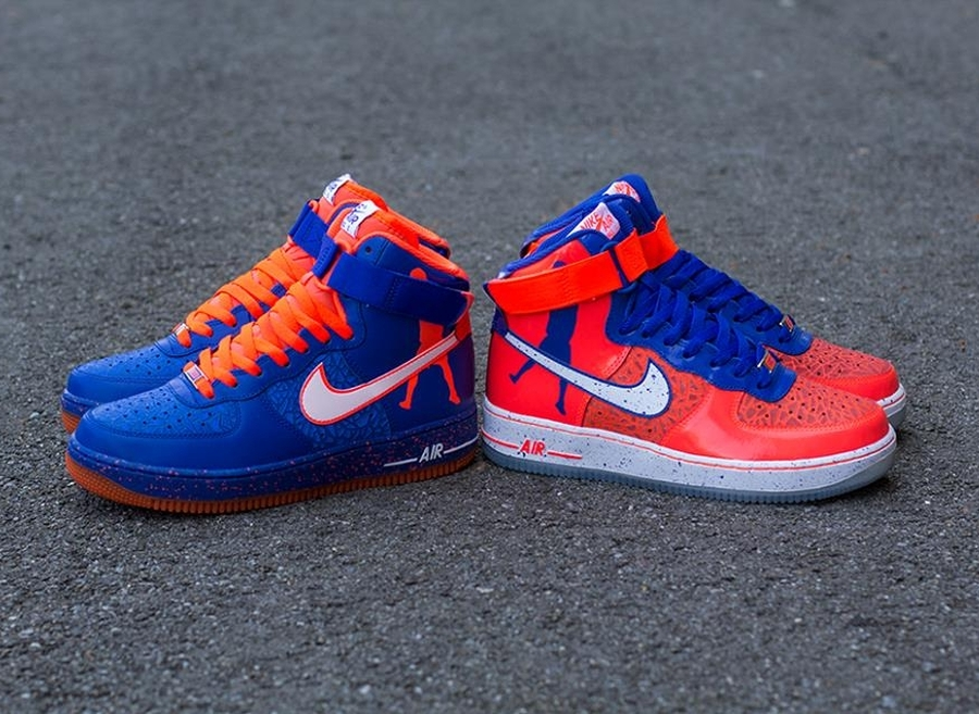 Кроссовки Nike Air Force 1 High Sheed [Roscoe Pack]