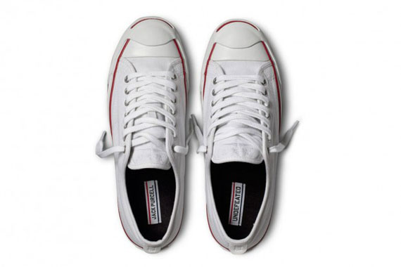 Коллекция Undefeated for Converse Jack Purcell 2012