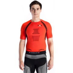 Футболка для бега X-Bionic The Trick Running Shirt Orange (O100049-O095), Одежда для бега, S