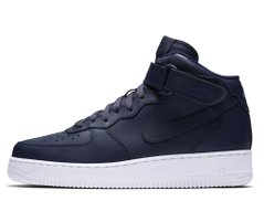 Кроссовки Nike Air Force 1 Mid Obsidian White (315123-415), 44