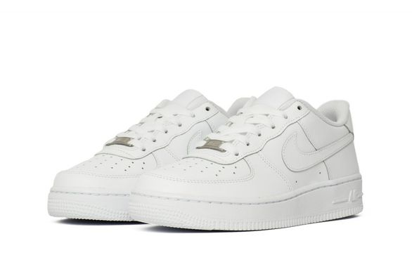 Кроссовки Nike Air Force 1 Low GS White (314192-117), 35.5