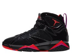 Кроссовки Air Jordan 7 Retro Patent Leather (313358-006), 44.5