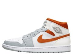 Кроссовки Air Jordan 1 Mid Starfish Orange (CW7591-100) - оригинал в Украине