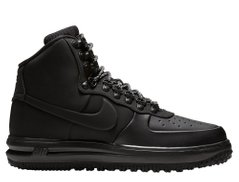 Зимние кроссовки Nike Lunar Force 1 Duckboot Black (BQ7930-003), 46, Nike Air Force 1