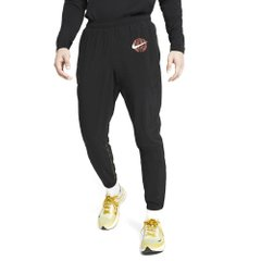 Nike Essential Woven Pant Nyc Black, Одежда для бега, XL