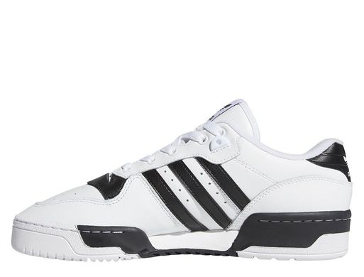 Кроссовки adidas Rivalry Low White Black (EG8062) - оригинал в Украине