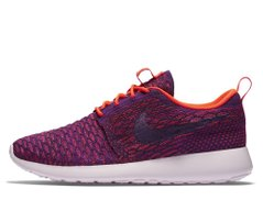 Кроссовки Nike Wmns Roshe One Flyknit Ground Purple (704927-803), 42, Nike Roshe
