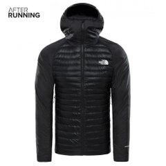 Куртка для бега The North Face Verto Prima Hoodie Black, Одежда для бега, XL