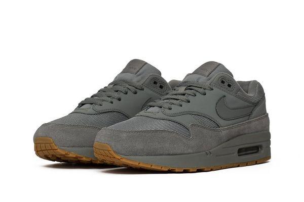 Кроссовки Nike Air Max 1 Grey Gum (AH8145-005) - купить оригинал в ... c28cf2eda2a64