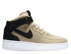 Кроссовки Nike Wmns Air Force 1 '07 Mid Leather Premium (857666-001), 36