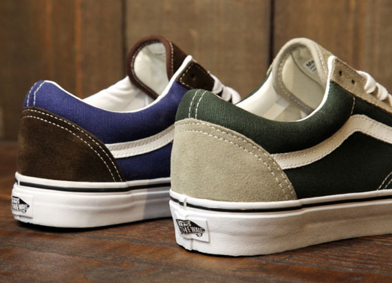 Набор Vans Old Skool [Vintage] Pack