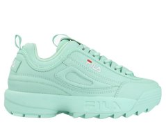 Кроссовки Fila Disruptor Low WMn Mint (1010302-50T), 40