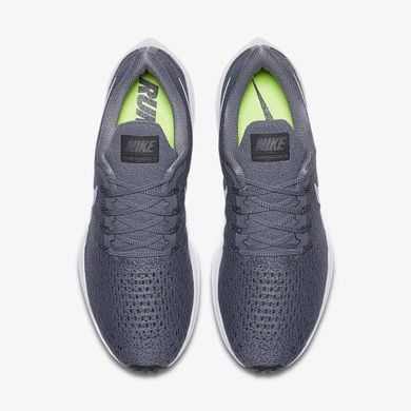 b893d9be69e119 ... Кроссовки для бега Nike Air Zoom Pegasus 35 Silver Grey (942851-005),  ...