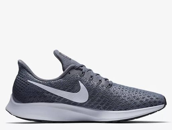 52cdf2cd969d24 Кроссовки для бега Nike Air Zoom Pegasus 35 Silver Grey (942851-005), ...