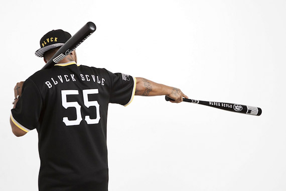 Бейсбольные футболки Black Scale - Summer Baseball Jersey Collection