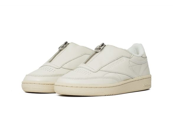 Кроссовки Reebok Club C 85 Zip Chalk (BS6612), 36