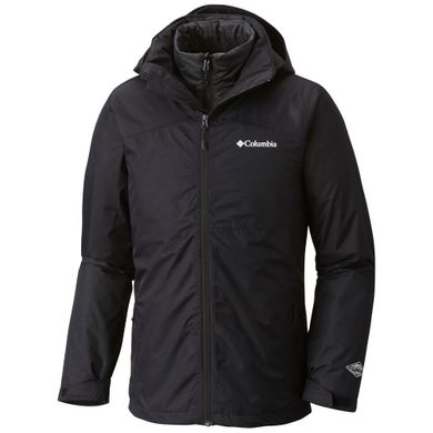 Куртка Columbia Aravis Explorer Black (WO0899-010) - оригинал в Украине