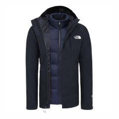 Куртка The North Face Mountain Light Triclimate Black Blue (NF0A3SS3H2G) - оригинал в Украине