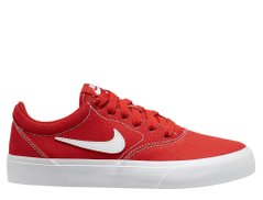 Кроссовки Nike SB Charge Canvas (GS) Red (CQ0260-600), 40