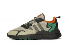Кроссовки adidas Nite Jogger Gray Black Orange (EE5569) - оригинал в Украине