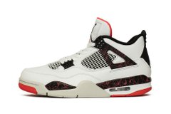 Кроссовки Air Jordan 4 Retro Hot Lava White (308497-116), 49.5