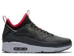 Зимние кроссовки Nike Air Max 90 Ultra Mid Winter (924458-003), 46, Nike Air Max