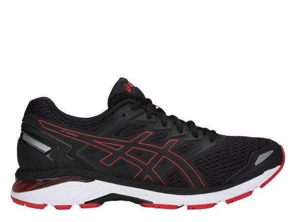 Кроссовки для бега Asics Gt 3000 5 Red Black (T705N-001) - купить ... bd37ab5fba241