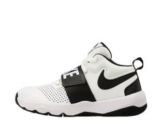 Кроссовки Nike Team Hustle D 8 (GS) White/Black (881941-100), 38.5