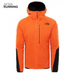 Куртка для бега The North Face Ventrix Hoodie Vented Hooded Jacket Black Orange, Одежда для бега, XXL