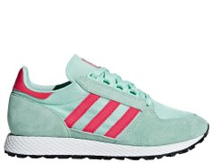 Кроссовки adidas Forest Grove W Green (CG6124) - оригинал в Украине