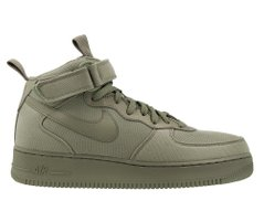 Кроссовки Nike Air Force 1 Mid Canvas Green (AH6770-001), 41