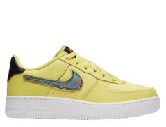 Кроссовки Nike Air Force 1 LV8 3 (GS) Yellow (AR7446-700), 40, Nike Air Force 1