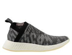 Кроссовки adidas NMD CS2 Primeknit Women Core Black/Wonder Pink (BY9312), 40, adidas NMD