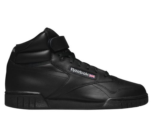Кроссовки Reebok Ex-O-Fit Hi Black (3478), 36.5
