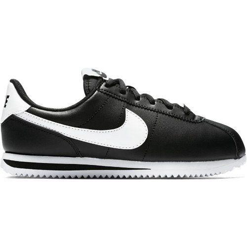 a7a57393 Кроссовки Nike Cortez Basic SL (GS) Black (904764-001) - купить ...