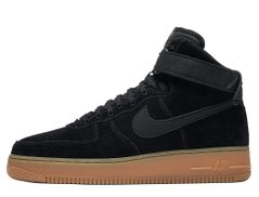 Кроссовки Nike Air Force 1 High 07 LV8 Black (AA1118-001), 45, Nike Air Force 1