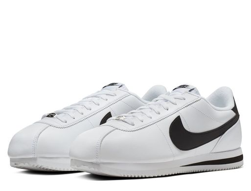 Кроссовки Nike Cortez Basic Leather White (819719-100) - оригинал в Украине